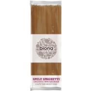 Wholegrain Spelt Spaghetti, Biona