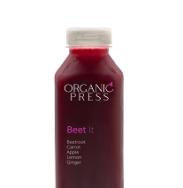 Beet It, Organic Press