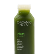 Mean Green, Organic Press