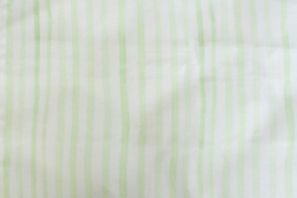 Ossup Mint Stripe Tablecloth, Georgia Macmillan