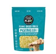 GOOD PLANET FOODS MOZZARELLA SHREDDED 200G