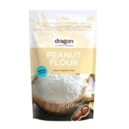 DRAGON SUPERFOODS ORGANIC PEANUT FLOUR 200G