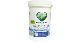 PLANET PURE LAUNDRY WHITENER 50-95 DEGREES 450G
