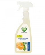 PLANET PURE ORG GLASS CLEANER MAND BAS SPRAY 510ML