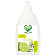 PLANET PURE ORGANIC DISH SOAP LEMON SAGE 510ML