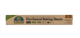 IF YOU CARE PARCHMENT BAKING SHEETS 24PCS