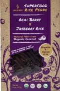 Organic Rice Penne Acai Berry, Jasberry