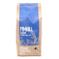 PIMHILL FARM ORGANIC PORRIDGE OATS 850G