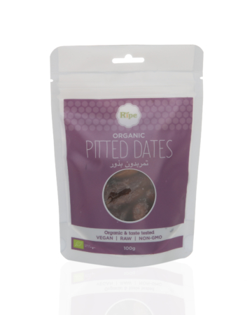 Pitted Dates 100g, Ripe