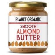 Almond Butter Smooth, Planet Organic