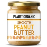 Organic Smooth Peanut Butter, Planet Organic