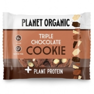 Triple Chocolate Cookie, Planet Organic