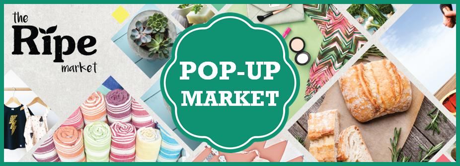 Pop Up Market Green