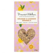 Orange Cashew Granola, Primrose Kitchen