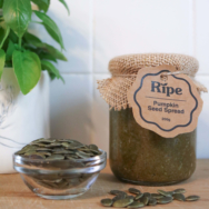 Pumpkin Seed Butter, Ripe