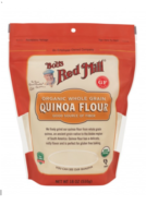 Organic Whole Grain Quinoa Flour, Bob's Red Mill