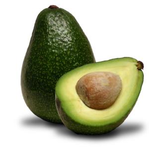 Ripe Organic Avocado