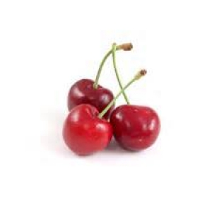 Ripe Organic Cherries