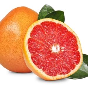 Ripe Organic Grapefruit