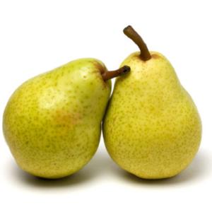 Ripe Organic Pears