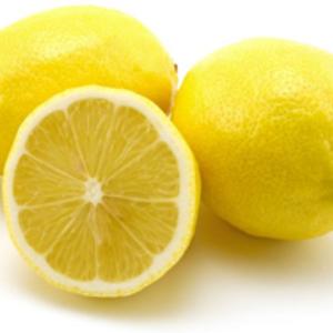 Ripe Organic lemons