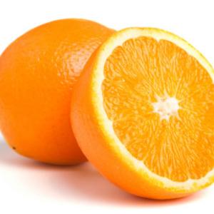 Ripe Organic Oranges