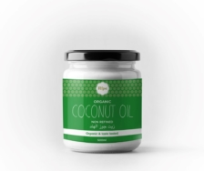 Coconut Oil, Ripe