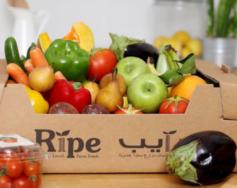 SEASONAL FRUIT & VEGETABLE SUBSCRIPTION - LARGE FAMILY MIX BOX