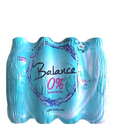 Ripe Organic - 0% Sodium Water - Masafi
