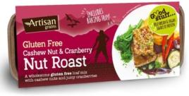 Cashew Nut & Cranberry Roast, Artisan