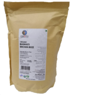 ROOTZ ORGANIC BASMATI BROWN RICE 1KG