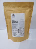 ROOTZ ORGANIC GERMINATED BROWN RICE 500G