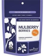 Organic Mulberries, Navitas Naturals