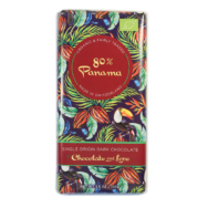 Panama Single Origin Extra Dark Chocolate, Chocolate and Love