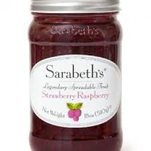 RIPE ORGANIC-SARABETH'S STRAWBERRY RASPBERRY