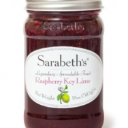 Raspberry Key Lime Jam, Sarabeth's