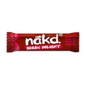 RIPE ORGANIC-NAKD BERRY DELIGHT BAR 35G