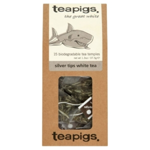 RIPE ORGANIC- Teapigs, Organic Tea Leaves Silver white Tea Available in Dubai and Abu Dhabi, UAE