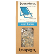 Lemon & Ginger, Teapigs