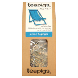 RIPE ORGANIC- Teapigs, Organic tea leaves Lemon and Ginger Available in Dubai and Abu Dhabi, UAE