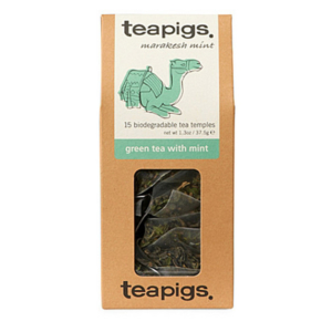 RIPE ORGANIC- Teapigs, Organic Tea leaves Green tea with Mint Available in Dubai and Abu Dhabi, UAE
