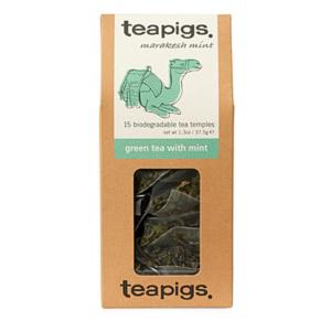 RIPE ORGANIC- Teapigs, Organic Tea leaves Green tea with Mint Available in Dubai and Abu Dhabi, UAE