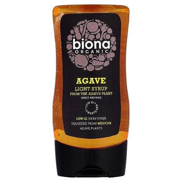Ripe Organic – Organic Food Online - Agave Light Syrup - Biona