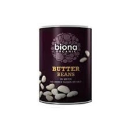 Butter Beans (Tinned), Biona
