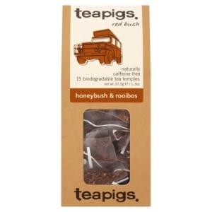RIPE ORGANIC- Teapigs, Organic Tea Leaves Honeybush & Rooibos Available in Dubai and Abu Dhabi, UAE