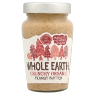 Crunchy Peanut Butter, Whole Earth