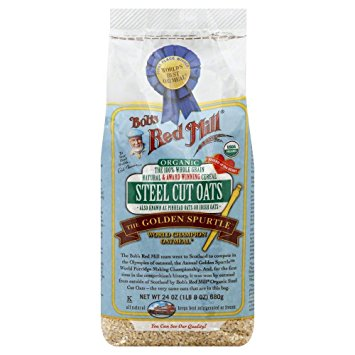 Ripe Organic - Steel Cut Oats