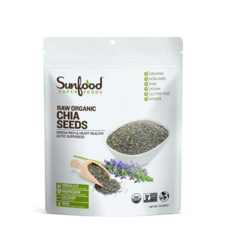 Ripe Organic-Chia Seeds-Sunfood