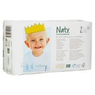 Eco Diapers, Size 2, Naty