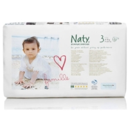 Eco Diapers, Size 3, Naty